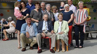 Gustaaf en Maria zijn zestig jaar getrouwd