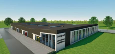 Handelsdock nieuwste gebouw op bedrijvenpark Seingraaf