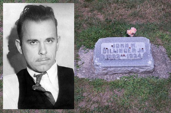 John Dillinger.