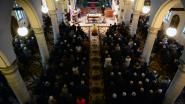 Bomvolle kerk neemt afscheid van 'Renéke'