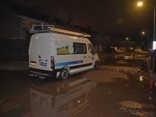 25 woningen in Nijmegen zonder water door leidingbreuk