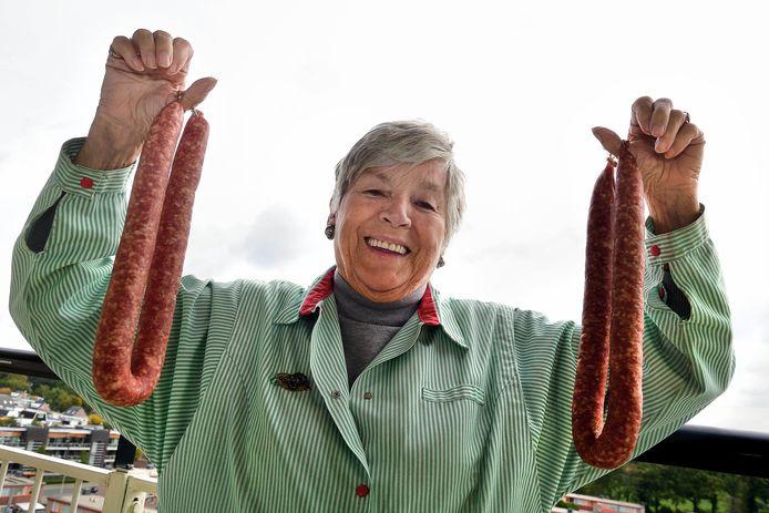 BAARLE-NASSAU/BERGEN OP ZOOM - Jo 'Worst' Kelderman (83) is gestopt als marktkraamvrouw.