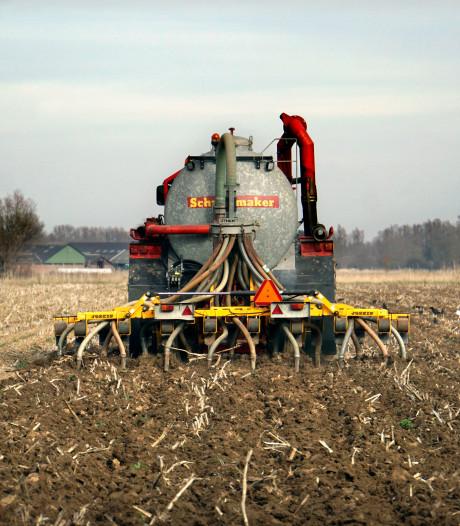 Wie wil blijven boeren doet dat mét de natuur