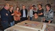 Na 4 jaar of 45.000 uur borduurwerk: 'Tapijt van Assenede' moet tegen 2021 klaar zijn