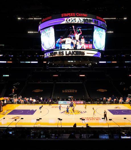Deux matchs reportés de plus par la Covid, l'inquiétude monte en NBA