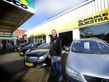 Veel steun voor garage Dijkstra in Markelo
