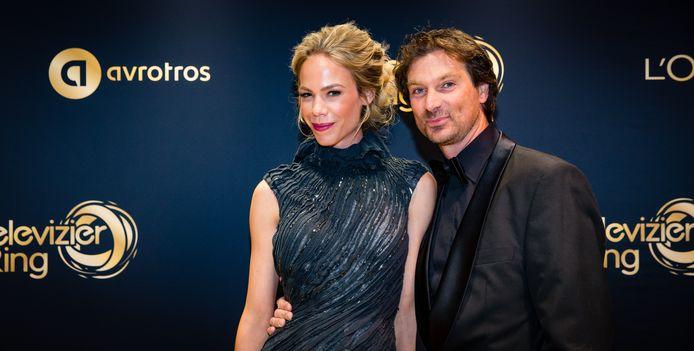 Nicolette Kluijver en Joost Staudt.