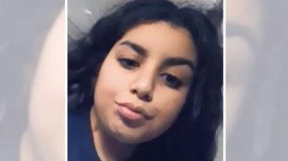 13-jarig meisje uit Merksem vermist