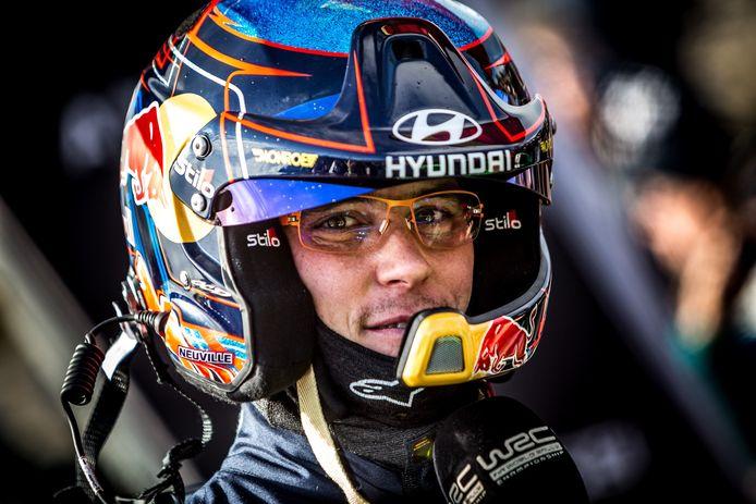 Si la reprise du championnat du monde des rallyes n'est pas encore fixée, Thierry Neuville pilotera début août en Italie.