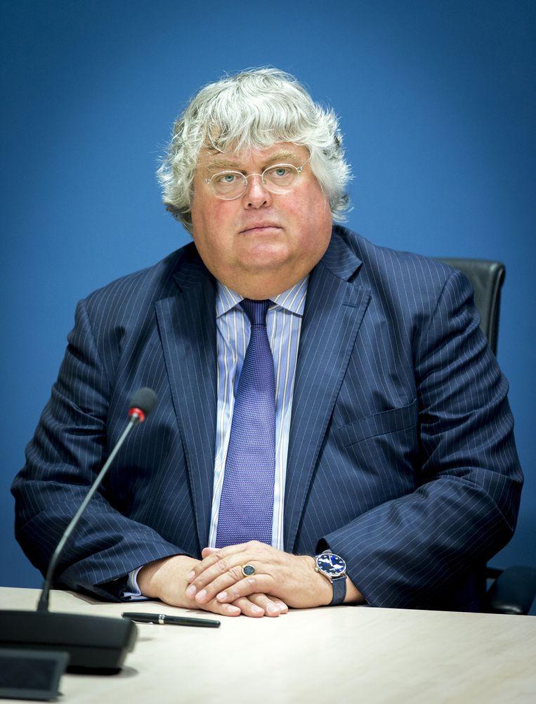 VVD-Tweede Kamerlid Ton Elias. Beeld anp