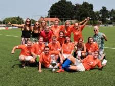 FC Horst wint eerste Veluwade vrouwenvoetbaltoernooi