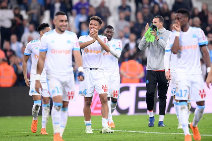 Olympique Marseille staat in de finale van de Europa League tegen Atlético Madrid.