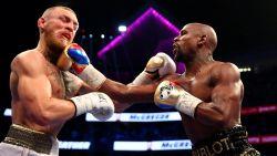 Boksduel Mayweather - McGregor op één na meest lucratieve sportwedstrijd ooit