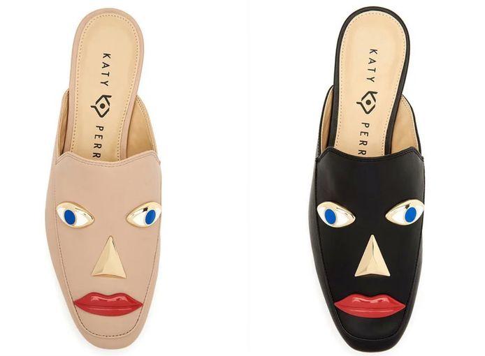 Katy Perry haalt schoenen uit de rekken na blackface kritiek