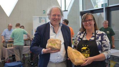 Nu ook vlees en groenten te koop in nieuw  Antwerps provinciehuis: Buurderij heeft meteen kwart meer bestellingen