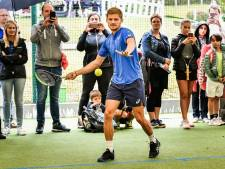 David Goffin retrouvera Carreno Busta à Metz
