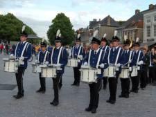 Sponsormars voor nieuwe trommels in Brouwershaven