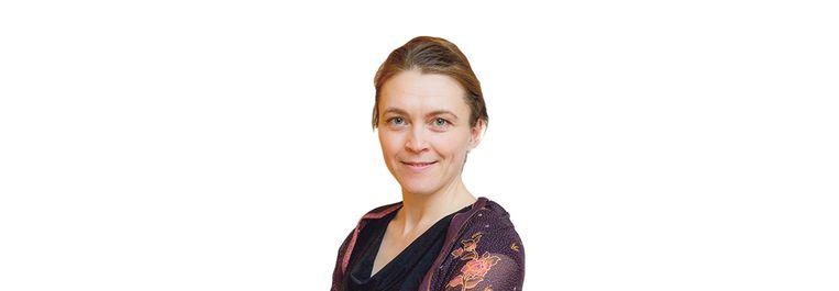 Lisa Becking artikel Column Beeld .