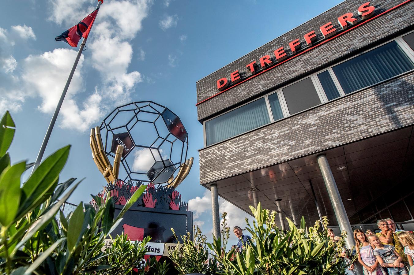Clubhuis De Treffers in Groesbeek.