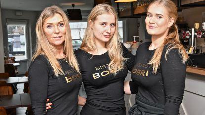 Patricia en dochters openen Bistro BoBri