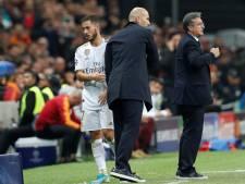 """Zinedine Zidane: """"La blessure d'Eden est sous contrôle"""""""