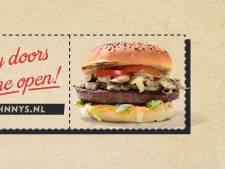 Johnny's Burger wil een vestiging in Dordrecht openen