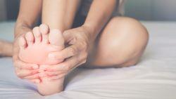 Namasté voor je voeten: toega is de nieuwe yogatrend