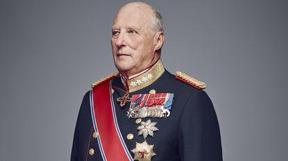 Oeps: persagentschap verklaart Noorse koning dood