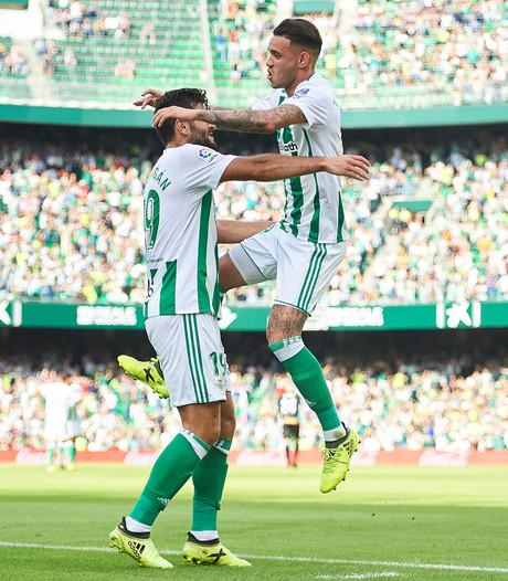 Real Betis blijft verrassen
