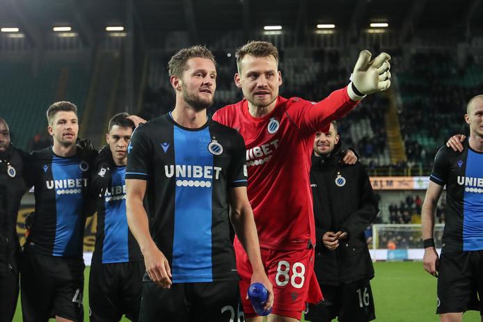 Les Blauw en Zwart veulent s'inspirer de ce qu'ils ont montré à Paris et Madrid en C1.