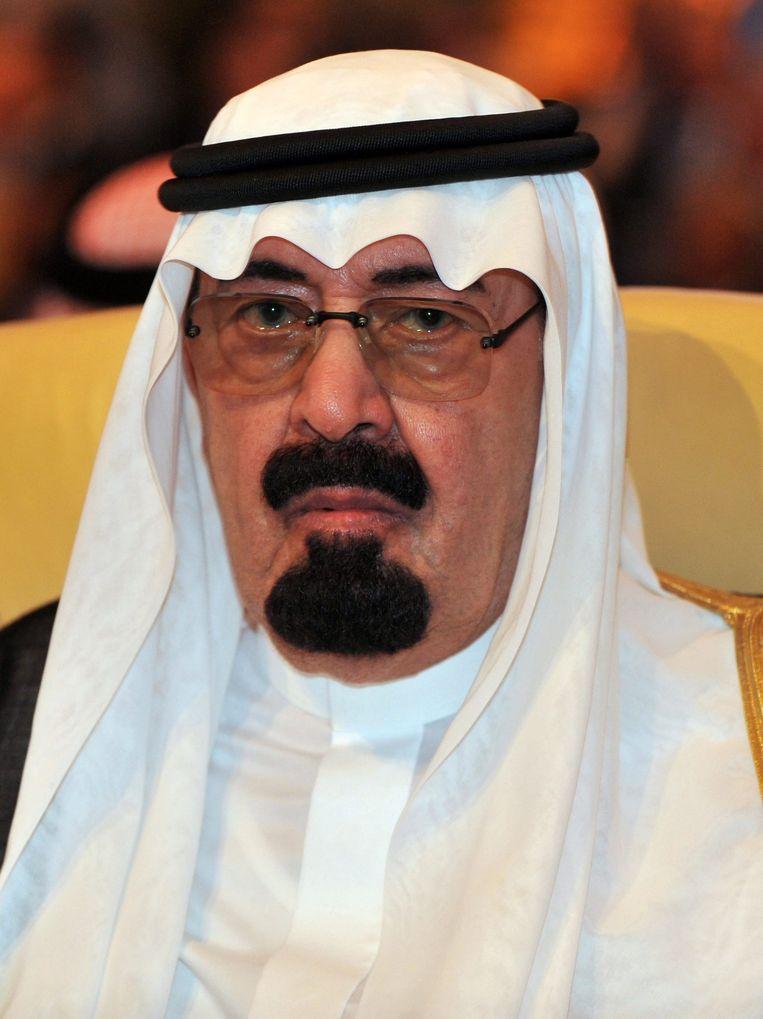 Abdullah in 2009 Beeld epa