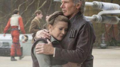 """Carrie Fisher opnieuw levensecht in 'Star Wars: Episode IX': """"Alsof het gisteren gefilmd is"""""""