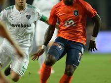 Basaksehir met Elia in de basis tegen Sevilla