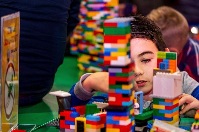 Lego World 2019.
