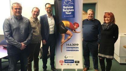 Grimbergen haalt tijdrit Baloise Belgium Tour binnen