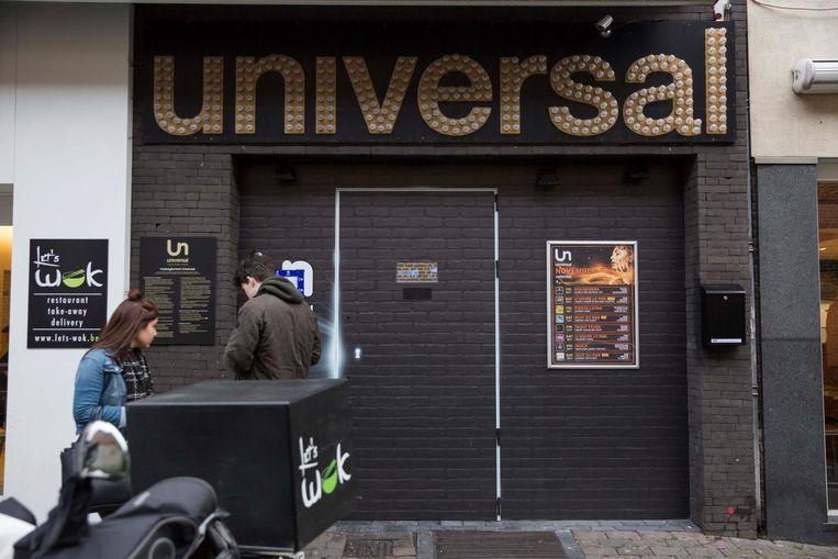 De deur van discotheek Universal blijft tijdelijk dicht.