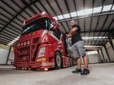 Is deze 'nekkendraaier' uit Klundert de mooiste truck van heel Nederland? Volgens chauffeur Rowdy uit Roosendaal wel: 'Dit is mijn droomauto!'