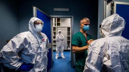 LIVE. 162 nieuwe overlijdens laatste 24 uur, 241 extra overlijdens de voorbije dagen in woonzorgcentra