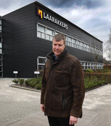 Politiebureau Boxmeer is nu echt van Laarakkers, één cel is er nog over