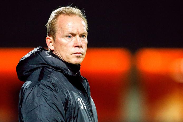 Den Bosch-coach Wil Boessen