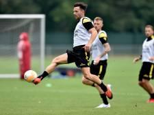 Rol Bruns bij Vitesse uitgespeeld na komst Ødegaard