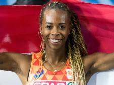 Samuel sprint naar goud op 100 meter in Göteborg