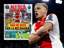 'Real Madrid schakelt bij Plan B naar Donny van de Beek'