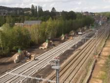 """Une spectaculaire opération d'Infrabel sur la ligne Namur-Charleroi: """"Du jamais-vu en Europe"""""""