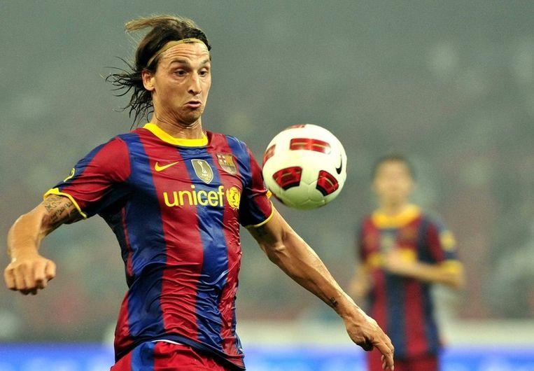 Zijn periode bij Barcelona was er eentje om snel te vergeten.