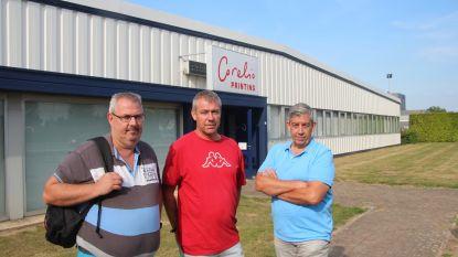 Corelio Printing redt (slechts) helft van personeel