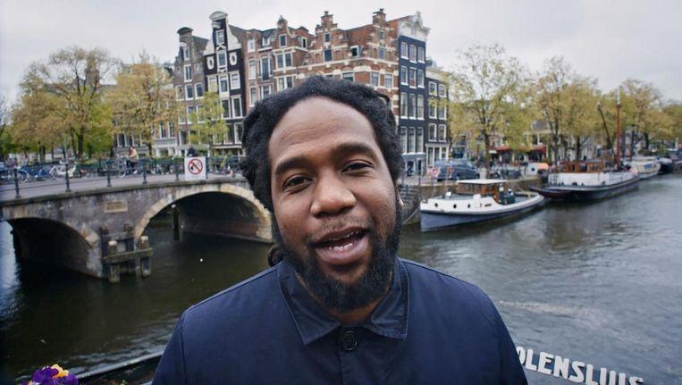 'De bekenden in de film zijn stuk voor stuk Amsterdamse cultuurdragers' Beeld Wefilm