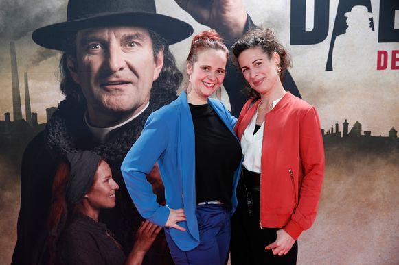'Dertigers'-actrice Ellen Verest en vriendin