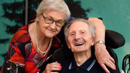 Marijse en Vic vieren 65 jaar huwelijksgeluk