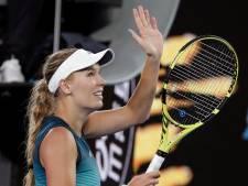 Titelverdedigster Wozniacki simpel door naar tweede ronde